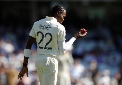 Archer wants pace bowler Robinson in England Test squad