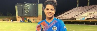 Opener Shafali signs contract for Women's Big Bash