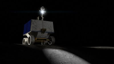 NASA rover to search for water, other resources on Moon in 2023