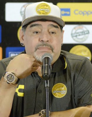 Maradona's personal doctor facing up to 25 years in prison