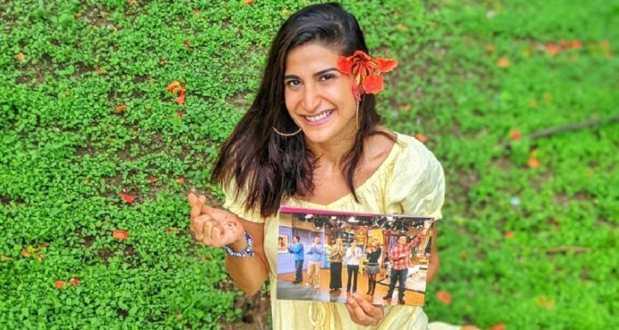 Aahana Kumra on 'Friends: The Reunion': Growing up I thought that's how friends lived