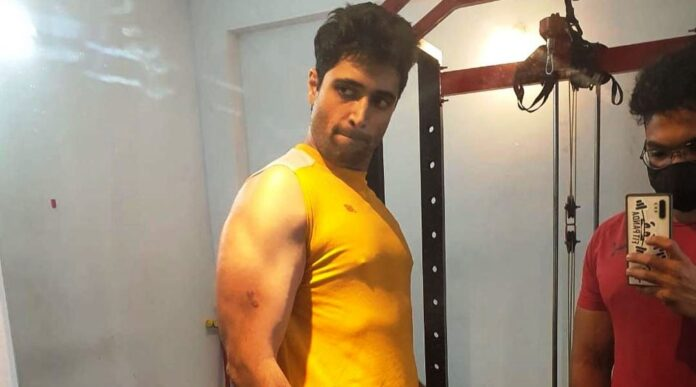 Adivi Sesh gives major fitness goals... watch video