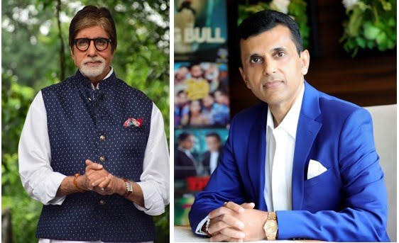 Amitabh Bachchan & Anand Pandit come together to extend urgent COVID care