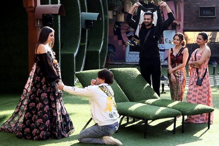 Asim Riaz on Himanshi Khurana: We are lucky for each other