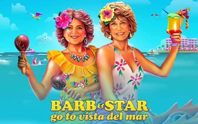 Comedy classic 'Barb and Star Go to Vista Del Mar' on Lionsgate Play