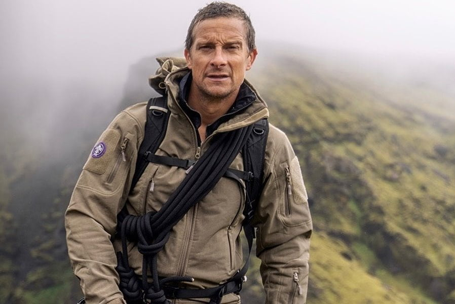 Bear Grylls: The wild has taught me importance of resilience