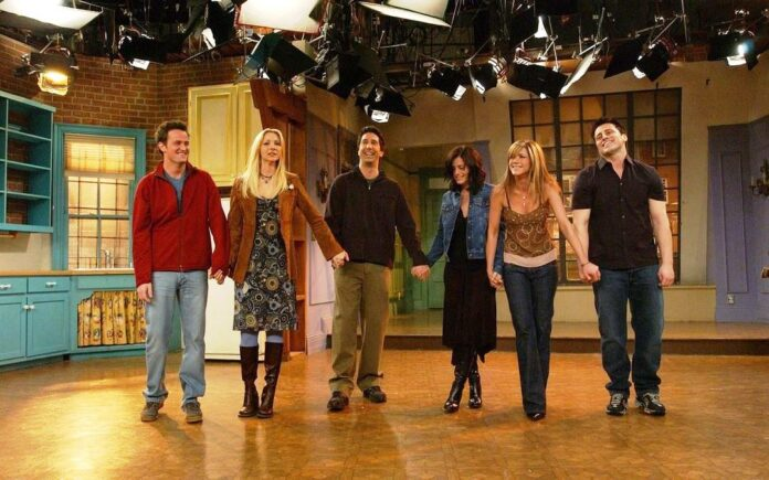 'Friends' and the art of being irreverently iconic