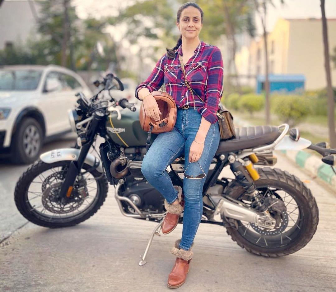Gul Panag: Each woman is a role model
