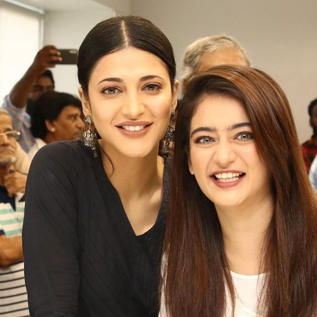 Why Shruti Haasan was 'glad' her parents separated?