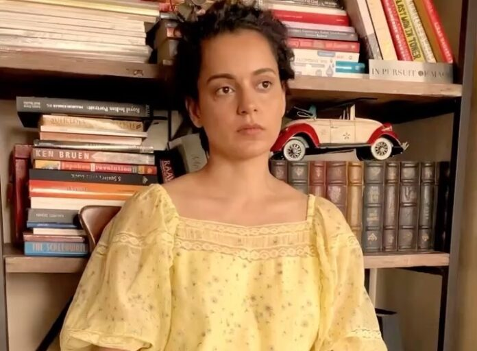Kangana Ranaut comments on Twitter suspending her account