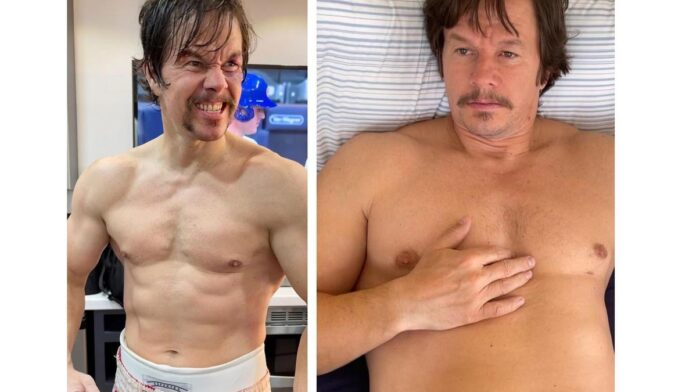 How Mark Wahlberg is gaining weight for 'Stu'?