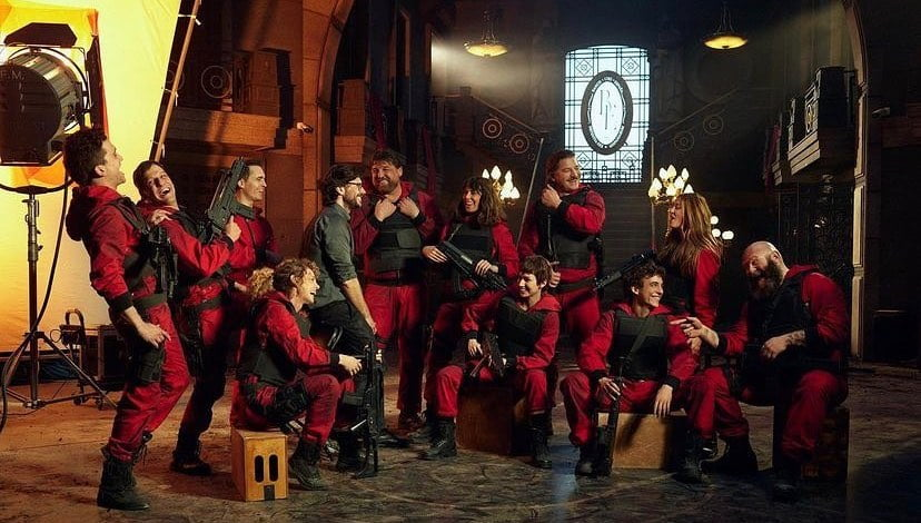 Money Heist: The end of the heist is approaching!