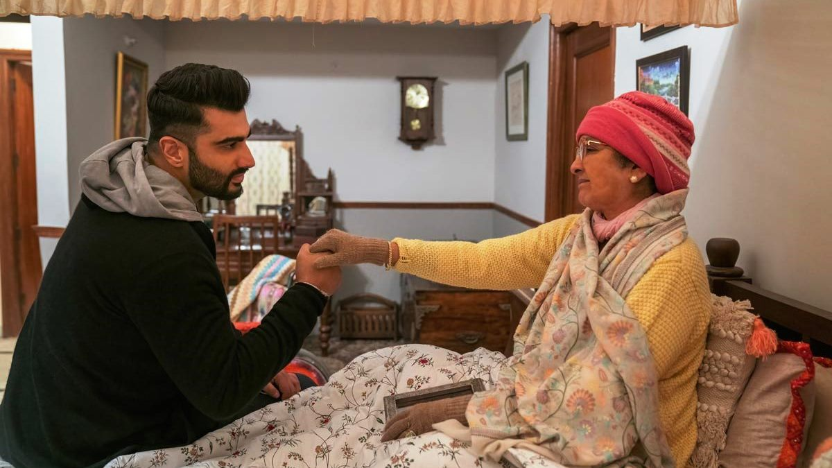 Movie Review   Sardar Ka Grandson: A coming of age family fairy tale