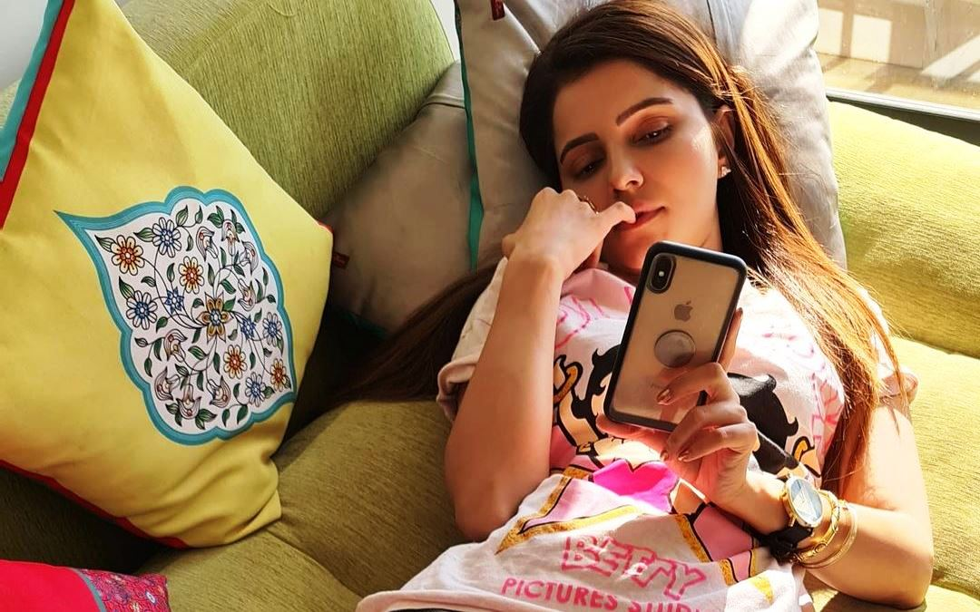 Rubina Dilaik's 5 things to do while recovering from Covid