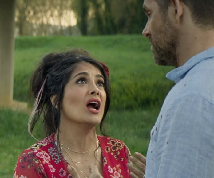 Salma Hayek was shocked when 'Sonia Kincaid' was offered!
