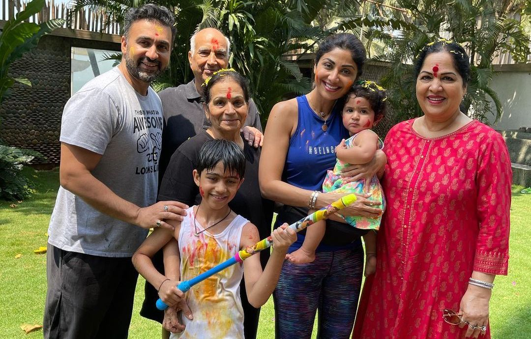 Shilpa Shetty welcomes new member to her family!!??