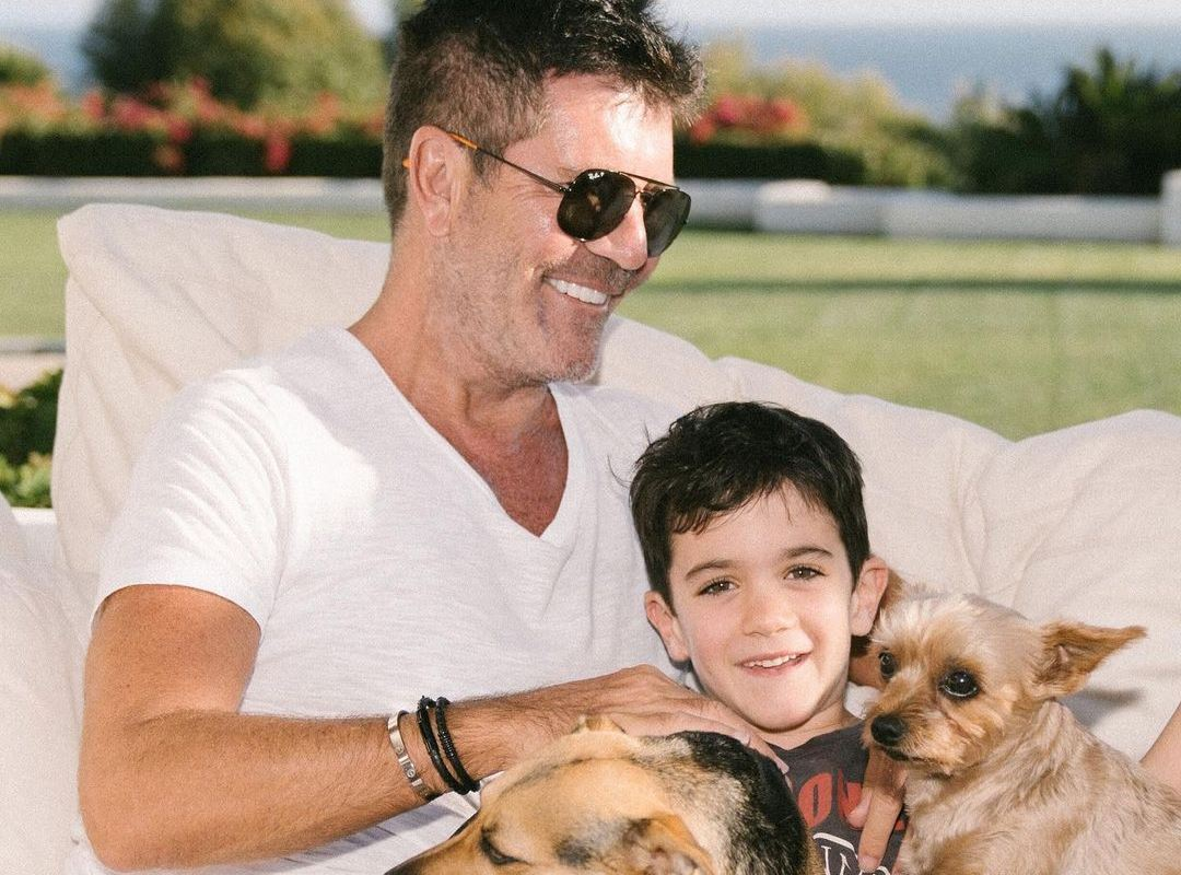 Simon Cowell cannot imagine life without his son