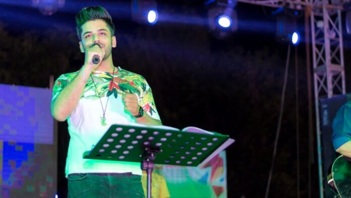 Get birthdays or personalised messages by singer Sahil Sachdeva