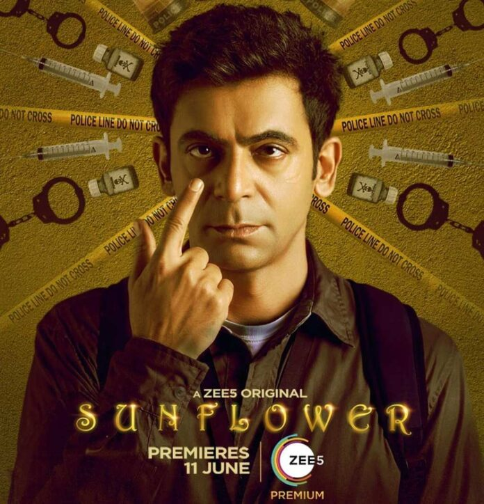 Sunil Grover: 'Sunflower' first look poster builds intrigue