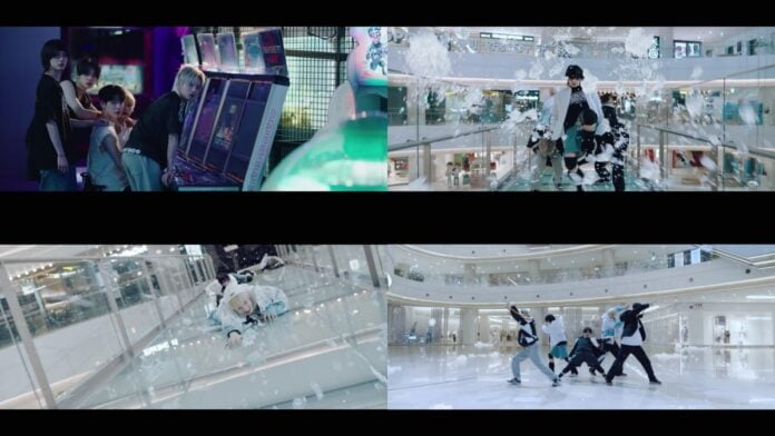 Tomorrow X Together reveals concept trailer for 'Freeze'