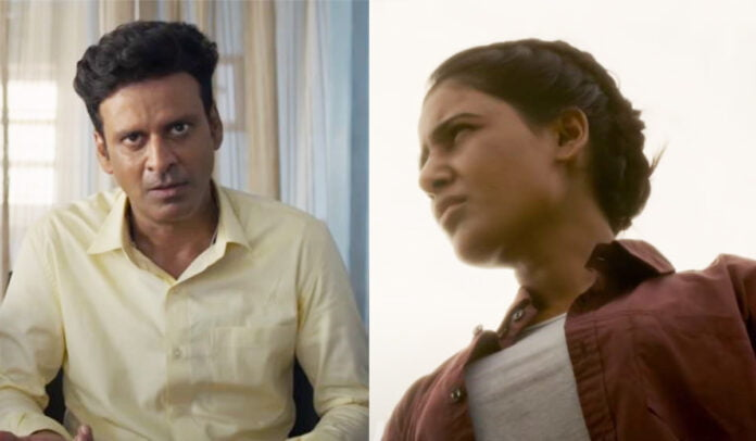 The Family Man Season 2 Dialogues Manoj Bajpayee and Samantha Akkineni against each other in this action packed thriller series