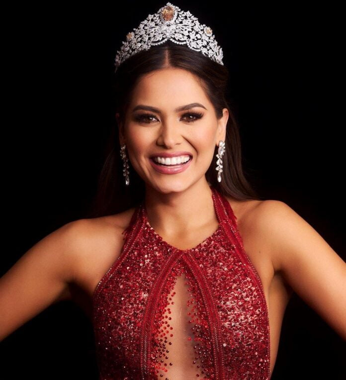 Miss Mexico Andrea Meza crowned as Miss Universe