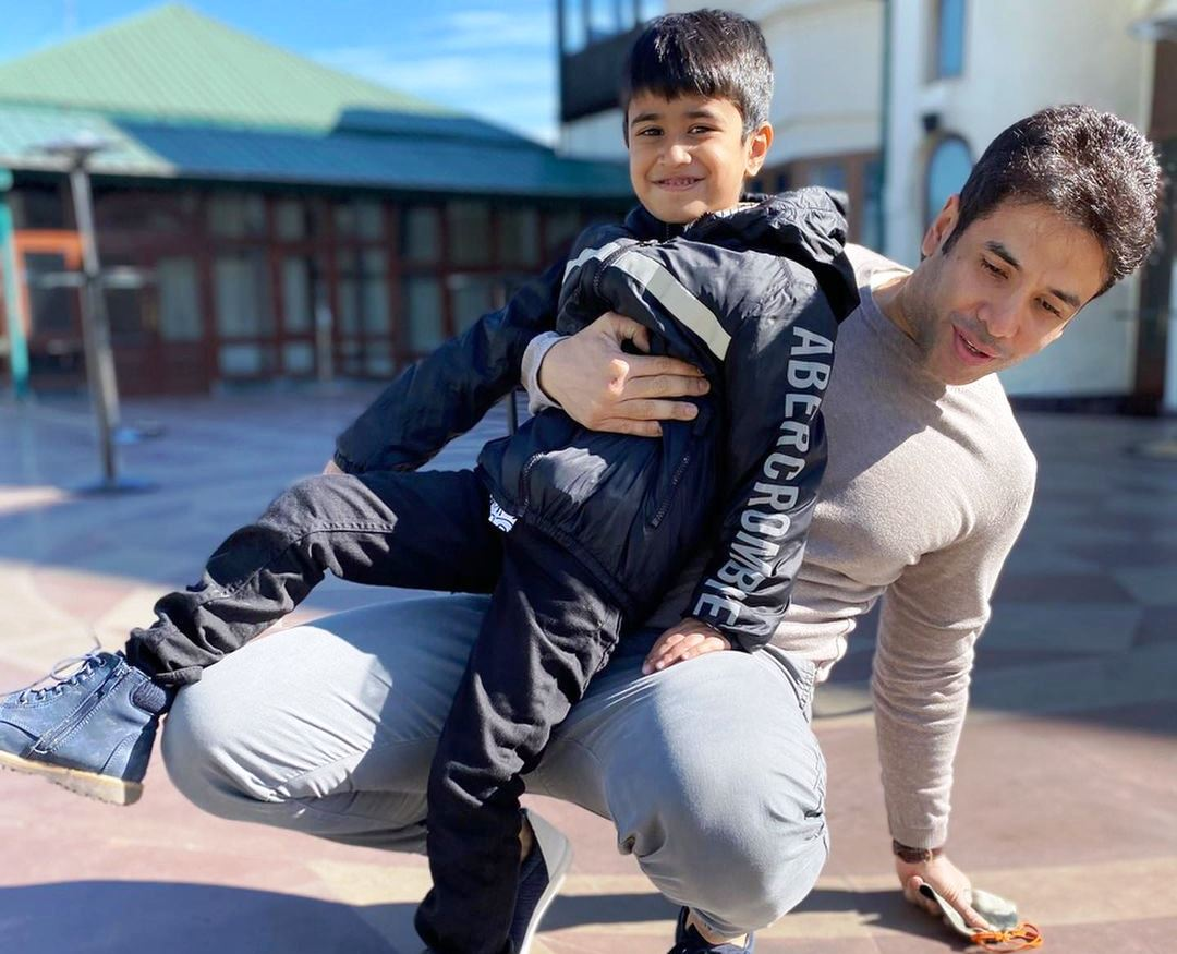 Tusshar Kapoor: My parents indulge my son Laksshya the most