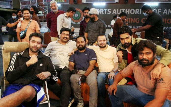 Varun Tej to shoot with Hollywood action directors for 'Ghani'