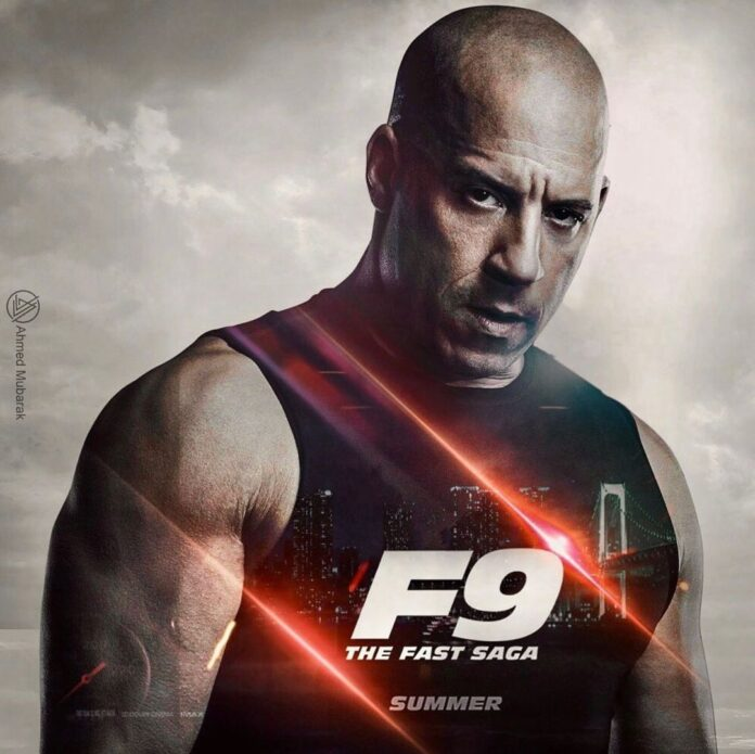 Vin Diesel in 'Fast And Furious' franchise