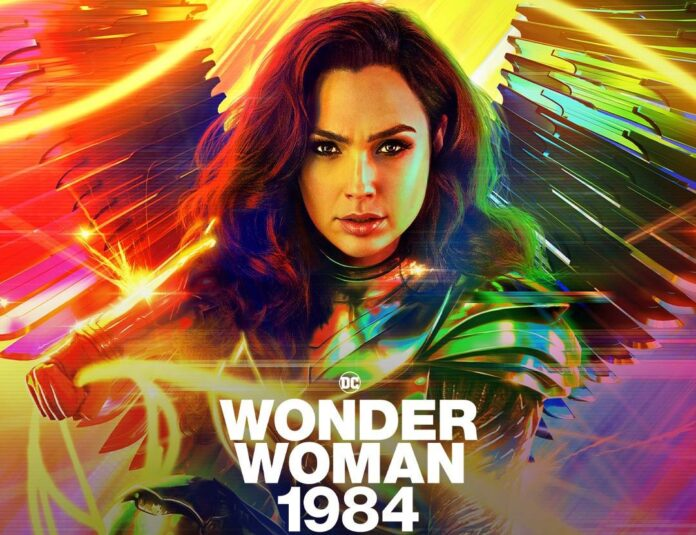 Warner Bros. Pictures presents 'Wonder Woman 1984' directed by Patty Jenkins starring Gal Gadot