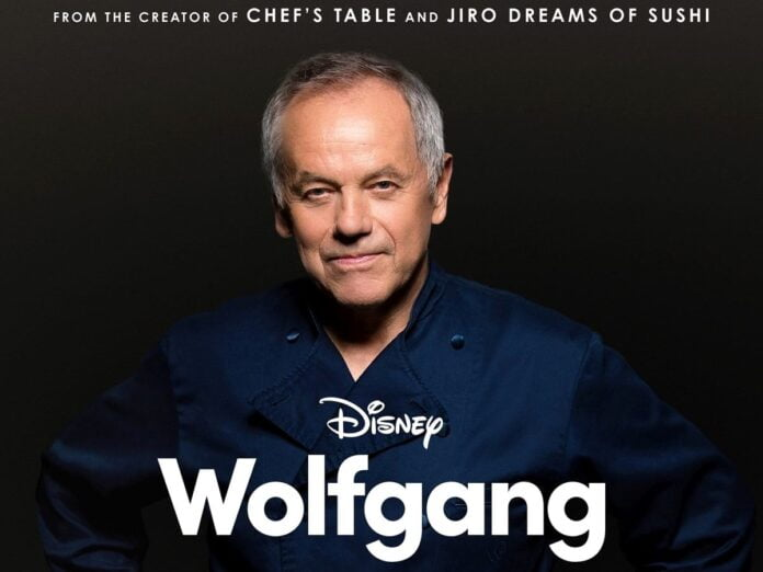 Wolfgang Puck - First celebrity Chef who reinvented the culinary industry