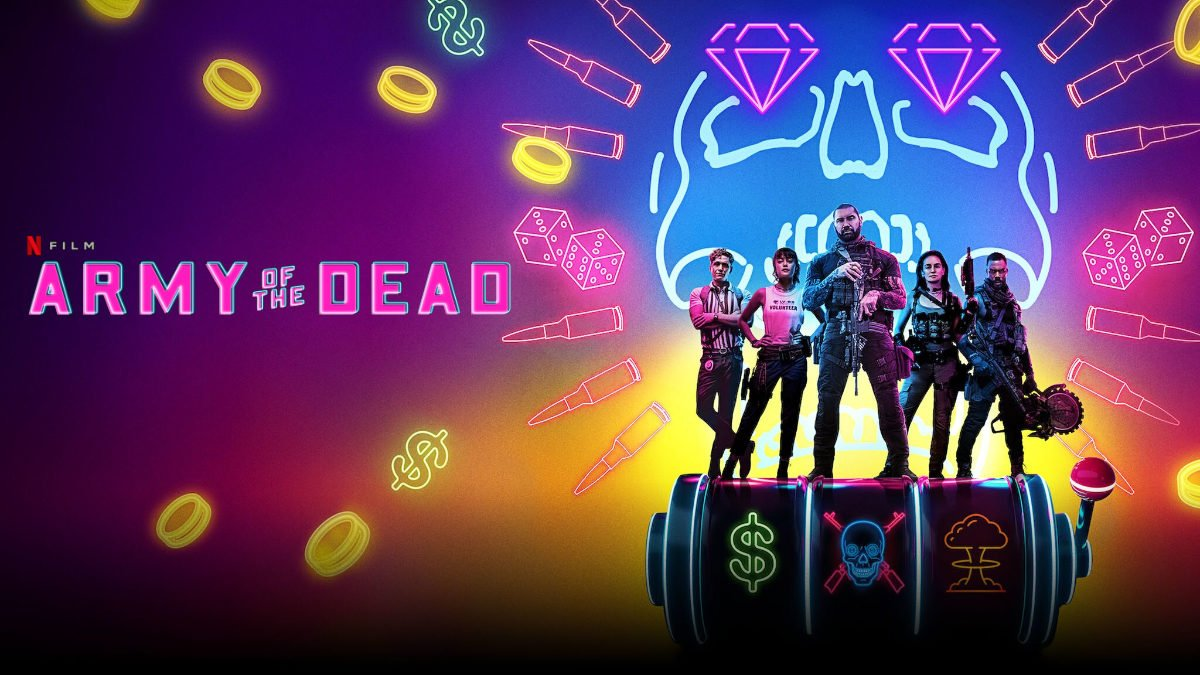 Movie Review   Army Of The Dead: Ocean's Eleven gets a zombie remix