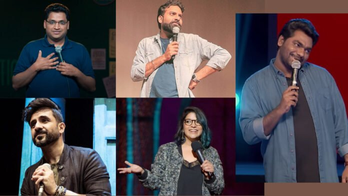 5 stand-up comedians to literally laughing out loud LOL!