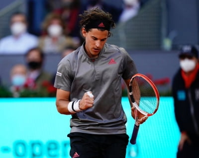Madrid Open: Thiem eases past qualifier Giron