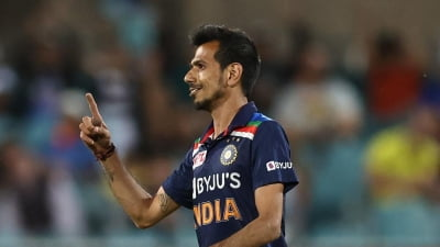 Kuldeep and I could play together until Pandya was around: Chahal