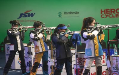 Shooter Apurvi will gradually increase intensity after Covid: Coach