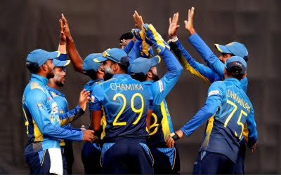 Sri Lanka open their account in ICC Super League, languish in 12th place