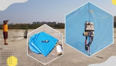'Kite camera' developed by IIIT-Hyderabad researchers