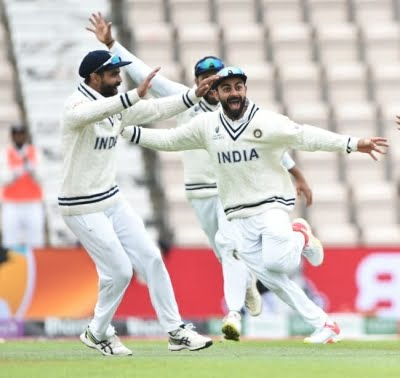 WTC final: New Zealand 135/5 at lunch on Day 5 vs India