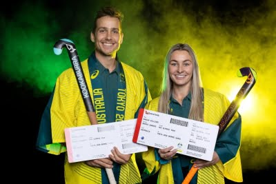 Aussie diving, hockey teams announced for Olympics