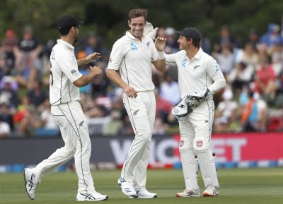 Can't read too much into NZ's 2020 Test series win vs India: Southee