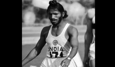 City administration let Milkha down on synthetic track