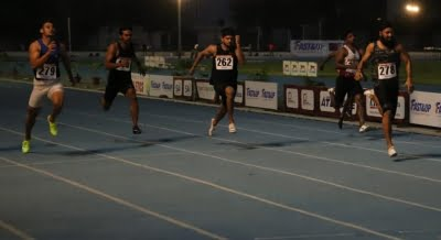 Gurindervir shatters 100m meet record in Inter-State Athletics