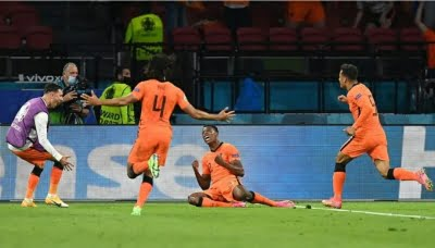 Netherlands, Austria, England start with wins in Euro 2020