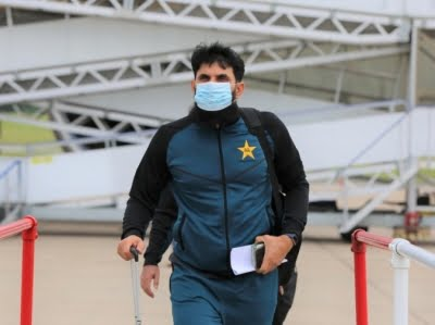 After 7-day quarantine, Pak set for first practice session