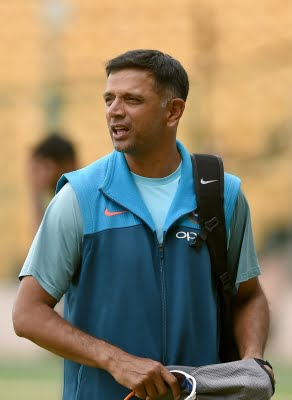 Only 1-2 new players can come out of Sri Lanka tour for T20 WC: Dravid (Ld)