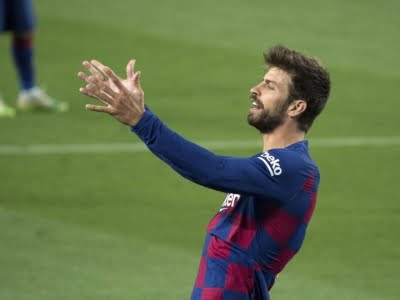 Pique says he'll retire if FC Barcelona wants him to leave