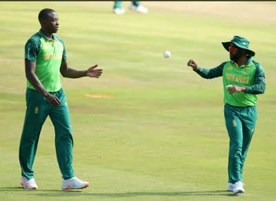 South African T20 squad reaches Grenada for T20 series vs WI