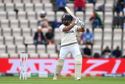 WTC final: India lose openers, go to lunch at 69/2