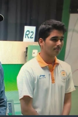 Wold Cup: Chaudhary settles for bronze at 10m air pistol